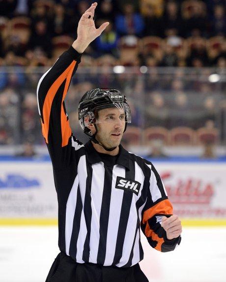 Hockey utvisningar tecken