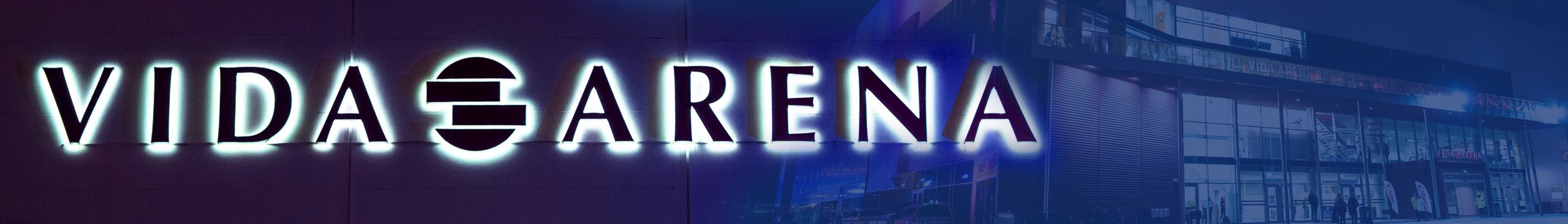Vida Arena header